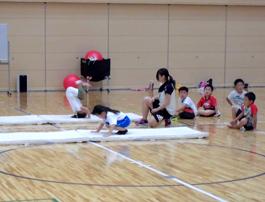 小学生・幼児体操教室
