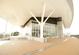 とびうめアリーナ(太宰府市総合体育館)